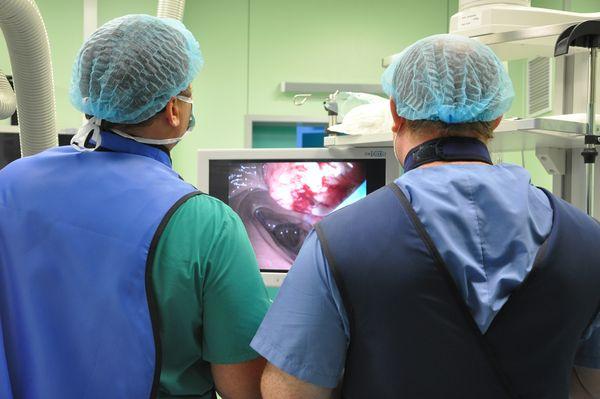Краевые онкологи выполнили уникальную операцию – стентирование трахеи, Красноярск