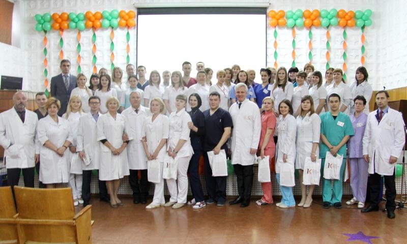 Больница образованна в 2011 году путем реорганизации краевой детской инфекционной больницы и краевой инфекционной