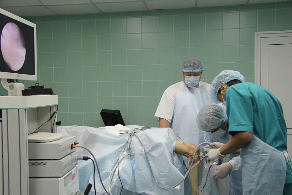 Клиника по пересадке почек