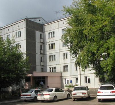 Детская поликлиника красноярска степана разина