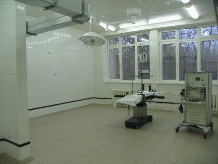 Кардиологическое отделение гор больнице