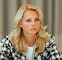 Татьяна Голикова - министр здравоохранения и социального развития РФ